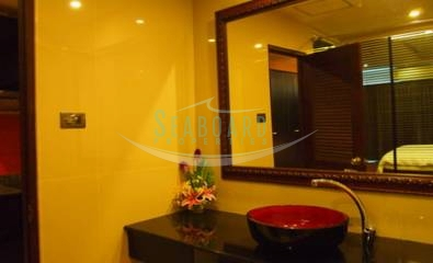 western style bathroom modern apartment vacation condo