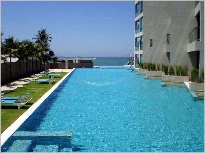 ananya wongamat beachfront condominium for sale and for rent in wonagmat beach  in affitto In Wong Amat Pattaya